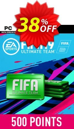 FIFA 19 - 500 FUT Points PC Coupon discount FIFA 19 - 500 FUT Points PC Deal - FIFA 19 - 500 FUT Points PC Exclusive Easter Sale offer for iVoicesoft