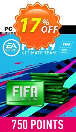 FIFA 19 - 750 FUT Points PC Coupon discount FIFA 19 - 750 FUT Points PC Deal - FIFA 19 - 750 FUT Points PC Exclusive Easter Sale offer for iVoicesoft