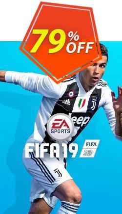 FIFA 19 PC - EN  Coupon discount FIFA 19 PC (EN) Deal - FIFA 19 PC (EN) Exclusive Easter Sale offer for iVoicesoft