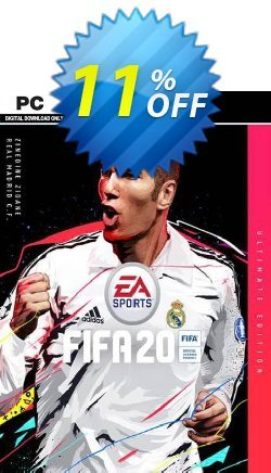 FIFA 20: Ultimate Edition PC Coupon discount FIFA 20: Ultimate Edition PC Deal - FIFA 20: Ultimate Edition PC Exclusive Easter Sale offer for iVoicesoft