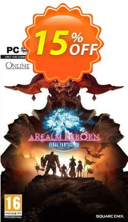 Final Fantasy XIV 14: A Realm Reborn PC Coupon discount Final Fantasy XIV 14: A Realm Reborn PC Deal - Final Fantasy XIV 14: A Realm Reborn PC Exclusive Easter Sale offer for iVoicesoft