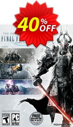 Final Fantasy XIV 14: Online Complete Edition PC Coupon discount Final Fantasy XIV 14: Online Complete Edition PC Deal - Final Fantasy XIV 14: Online Complete Edition PC Exclusive Easter Sale offer for iVoicesoft