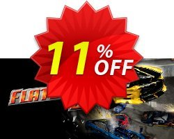 FlatOut 2 PC Coupon discount FlatOut 2 PC Deal - FlatOut 2 PC Exclusive Easter Sale offer for iVoicesoft