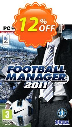 Football Manager 2011 PC Coupon discount Football Manager 2011 PC Deal - Football Manager 2011 PC Exclusive Easter Sale offer for iVoicesoft