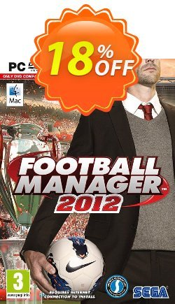 Football Manager 2012 PC/Mac Coupon discount Football Manager 2012 PC/Mac Deal - Football Manager 2012 PC/Mac Exclusive Easter Sale offer for iVoicesoft