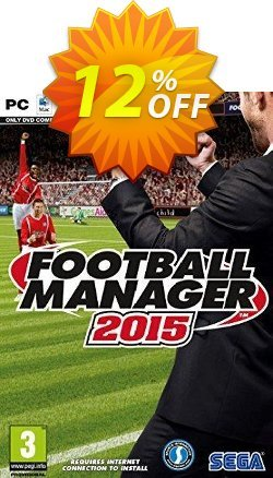 Football Manager 2015 inc. Beta PC/Mac Coupon discount Football Manager 2015 inc. Beta PC/Mac Deal - Football Manager 2015 inc. Beta PC/Mac Exclusive Easter Sale offer for iVoicesoft