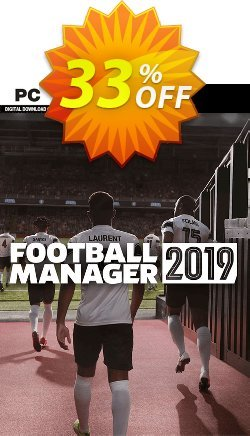 Football Manager - FM 2019 inc BETA PC Coupon discount Football Manager (FM) 2021 inc BETA PC Deal - Football Manager (FM) 2021 inc BETA PC Exclusive Easter Sale offer for iVoicesoft
