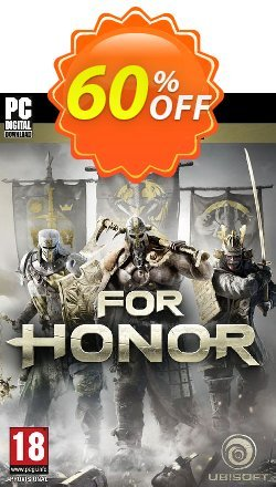 For Honor Gold Edition PC Coupon discount For Honor Gold Edition PC Deal - For Honor Gold Edition PC Exclusive Easter Sale offer for iVoicesoft