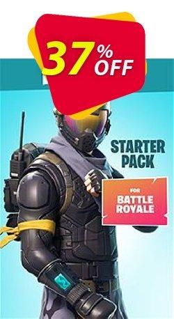 Fortnite Battle Royale Starter Pack PC Coupon discount Fortnite Battle Royale Starter Pack PC Deal - Fortnite Battle Royale Starter Pack PC Exclusive Easter Sale offer for iVoicesoft
