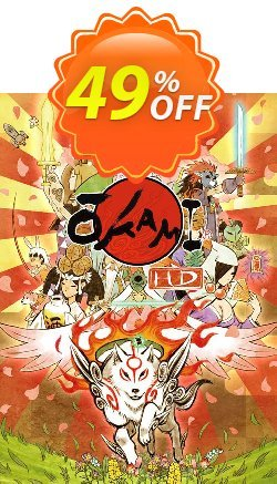 Okami HD PC Coupon discount Okami HD PC Deal. Promotion: Okami HD PC Exclusive offer for iVoicesoft