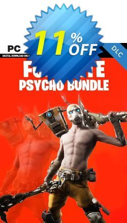 Fortnite Psycho Bundle PC Coupon discount Fortnite Psycho Bundle PC Deal - Fortnite Psycho Bundle PC Exclusive Easter Sale offer for iVoicesoft