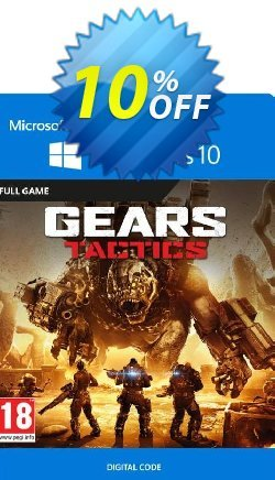 Gears Tactics - Windows 10 PC Coupon, discount Gears Tactics - Windows 10 PC Deal. Promotion: Gears Tactics - Windows 10 PC Exclusive Easter Sale offer for iVoicesoft
