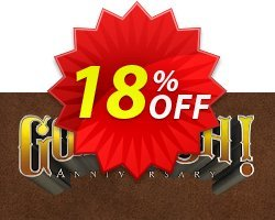 Gold Rush! Anniversary PC Coupon discount Gold Rush! Anniversary PC Deal - Gold Rush! Anniversary PC Exclusive Easter Sale offer for iVoicesoft
