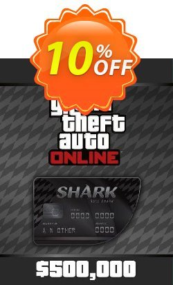 Grand Theft Auto Online - GTA V 5 : Bull Shark Cash Card PC Coupon discount Grand Theft Auto Online (GTA V 5): Bull Shark Cash Card PC Deal - Grand Theft Auto Online (GTA V 5): Bull Shark Cash Card PC Exclusive Easter Sale offer for iVoicesoft