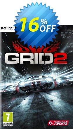 Grid 2 - PC  Coupon discount Grid 2 (PC) Deal - Grid 2 (PC) Exclusive Easter Sale offer for iVoicesoft
