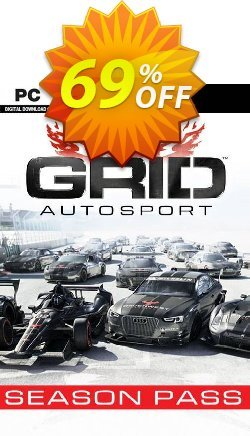 Grid Autosport Season Pass PC Coupon discount Grid Autosport Season Pass PC Deal - Grid Autosport Season Pass PC Exclusive Easter Sale offer for iVoicesoft