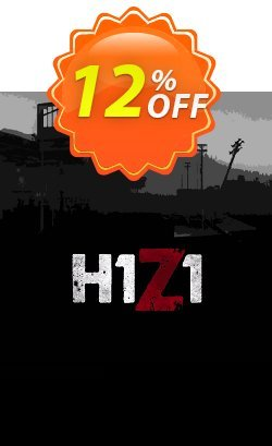 H1Z1 PC Coupon discount H1Z1 PC Deal - H1Z1 PC Exclusive Easter Sale offer for iVoicesoft