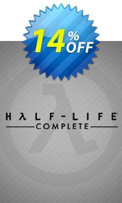 Half-Life Complete PC Coupon discount Half-Life Complete PC Deal - Half-Life Complete PC Exclusive Easter Sale offer for iVoicesoft