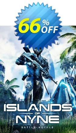 Islands of Nyne Battle Royale PC Coupon discount Islands of Nyne Battle Royale PC Deal - Islands of Nyne Battle Royale PC Exclusive Easter Sale offer for iVoicesoft