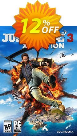 Just Cause 3 XL Edition PC Coupon discount Just Cause 3 XL Edition PC Deal - Just Cause 3 XL Edition PC Exclusive Easter Sale offer for iVoicesoft
