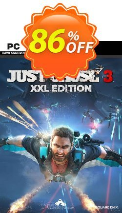 Just Cause 3 XXL PC Coupon discount Just Cause 3 XXL PC Deal - Just Cause 3 XXL PC Exclusive Easter Sale offer for iVoicesoft