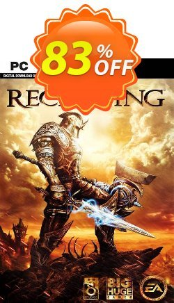 Kingdoms of Amalur: Reckoning - PC  Coupon discount Kingdoms of Amalur: Reckoning (PC) Deal - Kingdoms of Amalur: Reckoning (PC) Exclusive Easter Sale offer for iVoicesoft