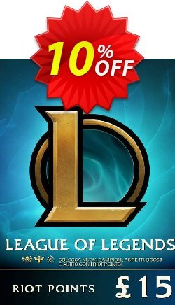 League of Legends 2330 Riot Points - EU - West  Coupon discount League of Legends 2330 Riot Points (EU - West) Deal - League of Legends 2330 Riot Points (EU - West) Exclusive Easter Sale offer for iVoicesoft