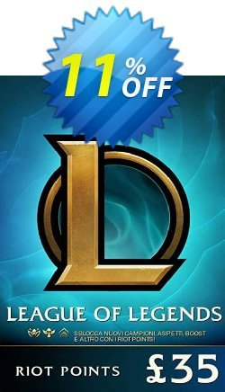 League of Legends 5480 Riot Points - EU - West  Coupon discount League of Legends 5480 Riot Points (EU - West) Deal - League of Legends 5480 Riot Points (EU - West) Exclusive Easter Sale offer for iVoicesoft