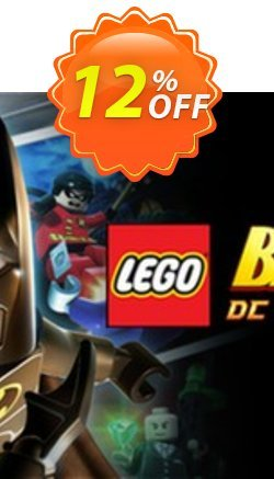 LEGO Batman 2 DC Super Heroes PC Coupon discount LEGO Batman 2 DC Super Heroes PC Deal - LEGO Batman 2 DC Super Heroes PC Exclusive Easter Sale offer for iVoicesoft