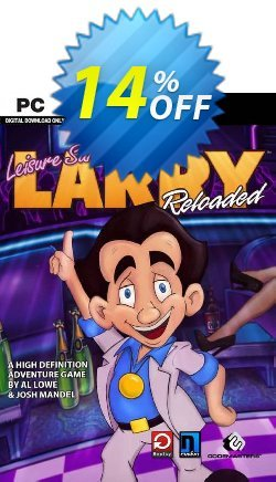 Leisure Suit Larry in the Land of the Lounge Lizards Reloaded PC Coupon discount Leisure Suit Larry in the Land of the Lounge Lizards Reloaded PC Deal - Leisure Suit Larry in the Land of the Lounge Lizards Reloaded PC Exclusive Easter Sale offer for iVoicesoft