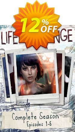 Life is Strange: Complete Season PC Coupon discount Life is Strange: Complete Season PC Deal - Life is Strange: Complete Season PC Exclusive Easter Sale offer for iVoicesoft
