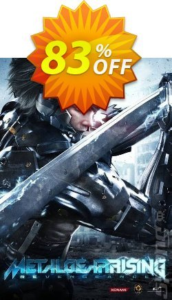 Metal Gear Rising Revengeance PC Coupon discount Metal Gear Rising Revengeance PC Deal - Metal Gear Rising Revengeance PC Exclusive Easter Sale offer for iVoicesoft
