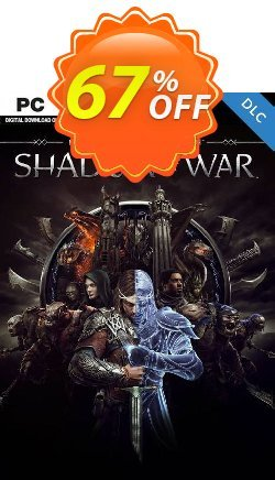 Middle Earth Shadow of War - Starter Bundle PC Coupon discount Middle Earth Shadow of War - Starter Bundle PC Deal - Middle Earth Shadow of War - Starter Bundle PC Exclusive Easter Sale offer for iVoicesoft