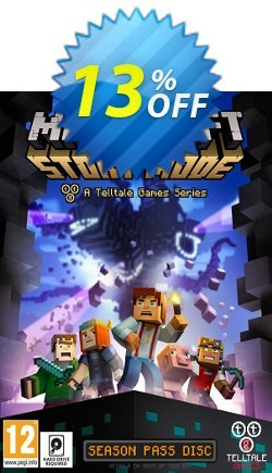 Minecraft Story Mode - A Telltale Games Series - PC  Coupon discount Minecraft Story Mode - A Telltale Games Series (PC) Deal - Minecraft Story Mode - A Telltale Games Series (PC) Exclusive Easter Sale offer for iVoicesoft