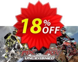 MX vs. ATV Unleashed PC Coupon discount MX vs. ATV Unleashed PC Deal - MX vs. ATV Unleashed PC Exclusive Easter Sale offer for iVoicesoft