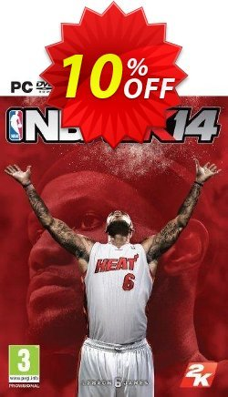 NBA 2K14 PC Coupon discount NBA 2K14 PC Deal - NBA 2K14 PC Exclusive Easter Sale offer for iVoicesoft