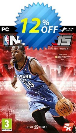 NBA 2K15 PC Coupon discount NBA 2K15 PC Deal - NBA 2K15 PC Exclusive Easter Sale offer for iVoicesoft
