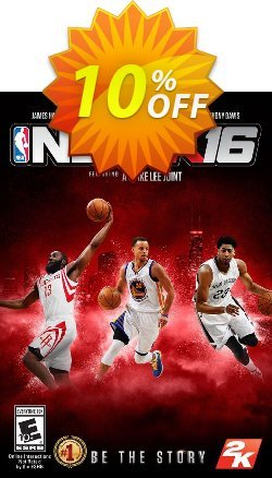 NBA 2K16 PC Coupon discount NBA 2K16 PC Deal - NBA 2K16 PC Exclusive Easter Sale offer for iVoicesoft