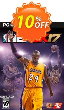 NBA 2K17 PC Global Coupon discount NBA 2K17 PC Global Deal - NBA 2K17 PC Global Exclusive Easter Sale offer for iVoicesoft