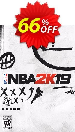 NBA 2K19 PC Coupon discount NBA 2K19 PC Deal - NBA 2K19 PC Exclusive Easter Sale offer for iVoicesoft