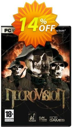 Necrovision - PC  Coupon, discount Necrovision (PC) Deal. Promotion: Necrovision (PC) Exclusive Easter Sale offer for iVoicesoft