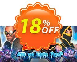 Orcs Must Die! 2 Are We There Yeti? PC Coupon discount Orcs Must Die! 2 Are We There Yeti? PC Deal - Orcs Must Die! 2 Are We There Yeti? PC Exclusive Easter Sale offer for iVoicesoft