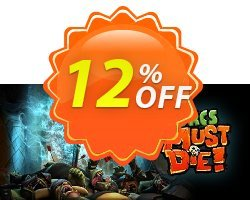 Orcs Must Die! PC Coupon discount Orcs Must Die! PC Deal - Orcs Must Die! PC Exclusive Easter Sale offer for iVoicesoft