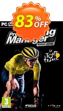 Pro Cycling Manager 2016 PC Coupon discount Pro Cycling Manager 2016 PC Deal - Pro Cycling Manager 2016 PC Exclusive Easter Sale offer for iVoicesoft