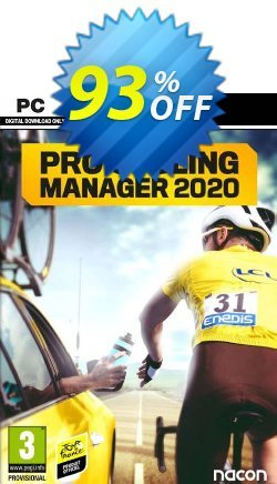 Pro Cycling Manager 2020 PC Coupon discount Pro Cycling Manager 2021 PC Deal - Pro Cycling Manager 2021 PC Exclusive Easter Sale offer for iVoicesoft
