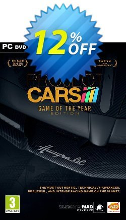 Project Cars - Game of the Year Edition PC Coupon discount Project Cars - Game of the Year Edition PC Deal - Project Cars - Game of the Year Edition PC Exclusive Easter Sale offer for iVoicesoft