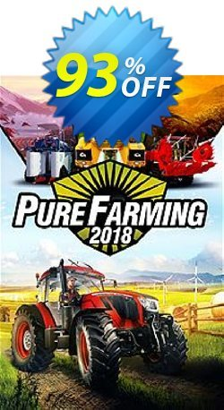 Pure Farming 2018 PC + DLC Coupon discount Pure Farming 2018 PC + DLC Deal - Pure Farming 2018 PC + DLC Exclusive Easter Sale offer for iVoicesoft