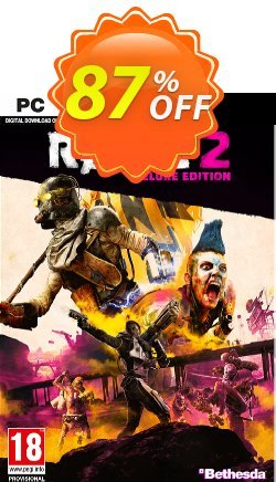 Rage 2 Deluxe Edition PC + DLC Coupon discount Rage 2 Deluxe Edition PC + DLC Deal - Rage 2 Deluxe Edition PC + DLC Exclusive Easter Sale offer for iVoicesoft