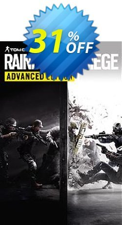 Tom Clancy's Rainbow Six Siege: Advanced Edition PC Coupon discount Tom Clancy's Rainbow Six Siege: Advanced Edition PC Deal - Tom Clancy's Rainbow Six Siege: Advanced Edition PC Exclusive Easter Sale offer for iVoicesoft
