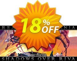Realms of Arkania 3 Shadows over Riva Classic PC Coupon discount Realms of Arkania 3 Shadows over Riva Classic PC Deal - Realms of Arkania 3 Shadows over Riva Classic PC Exclusive Easter Sale offer for iVoicesoft
